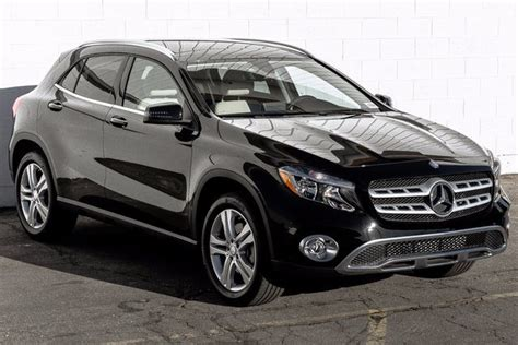 Rated 4 out of 5 stars. New 2018 Mercedes-Benz GLA GLA 250 Sport Utility #1M8004 ...