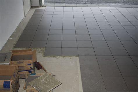 Spaltplatten Garage by Ilfer Bau Garage Fliesen 2 0