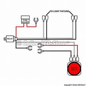 Electrical Wiring   Lamphus Cruizer Off Road Atvjeep Led