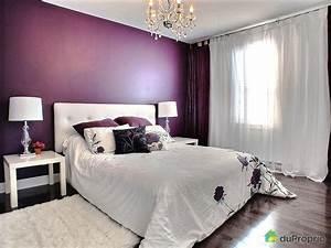 Deco Avec Du Gris : d co chambre mauve gris ~ Zukunftsfamilie.com Idées de Décoration