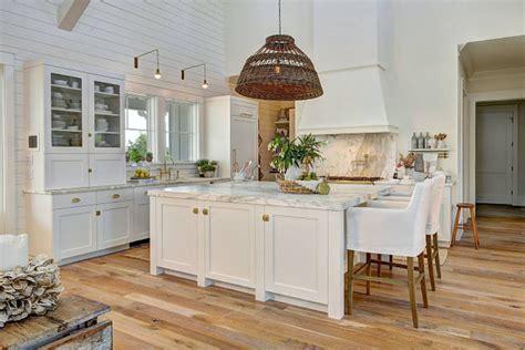 white coastal kitchen white style kitchen with shiplap home bunch 1015