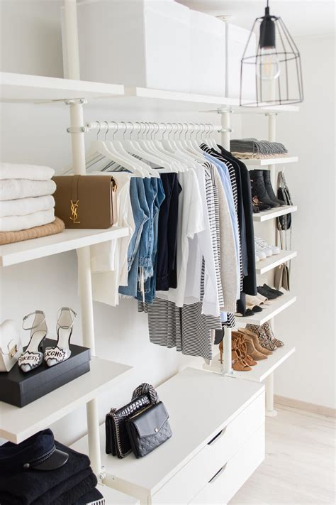 5 Tipps FÜr Minimalismus Im Kleiderschrank