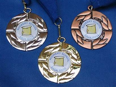 Sublimation Medals Plaques Badges Printed Example Eaglesfield