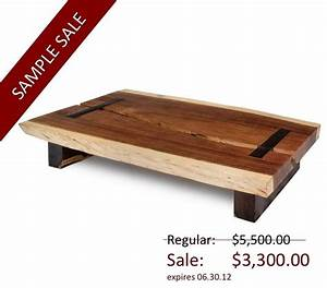 toco coffee table solid natural edge wood slab With natural edge wood coffee table