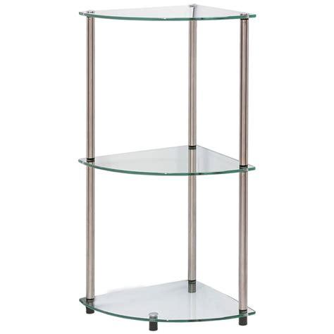 glass shelf 12 best ideas of suspended glass shelf