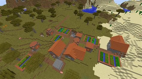 unique savanna villages suggestions minecraft java
