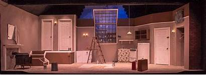 Barefoot Park Theatreworks Milford Sets Ct