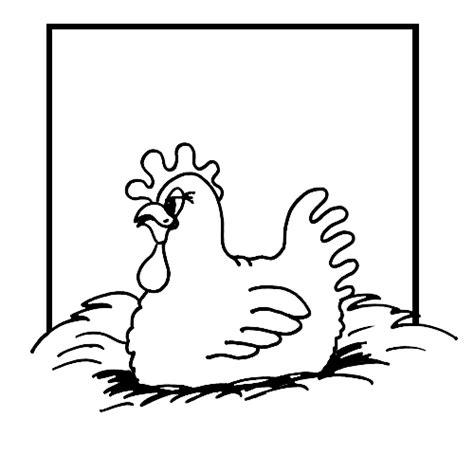 cuisiner un coq dessins de poules à colorier