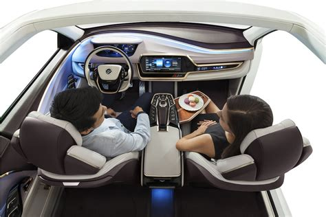 What Will The Driverless Car's Interior Look Like?