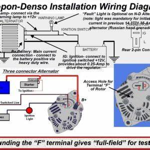 1983 Deutz Alternator Wiring Diagram : denso alternator wiring schematic free wiring diagram ~ A.2002-acura-tl-radio.info Haus und Dekorationen