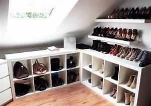 Begehbarer Kleiderschrank Dachschräge Ikea : begehbarer kleiderschrank dachschr ge forum glamour cuartos ~ Orissabook.com Haus und Dekorationen
