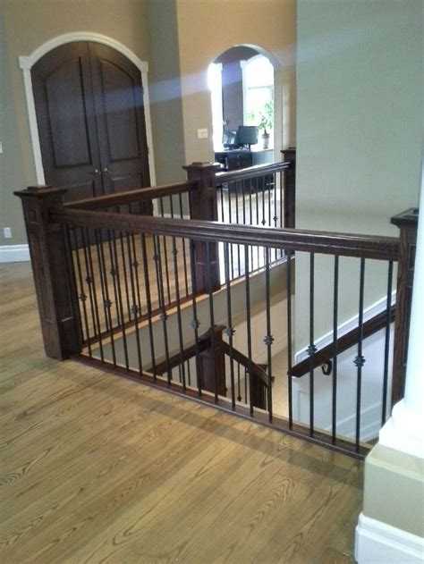 Spindle Banister by 1000 Ideas About Stair Spindles On Stair