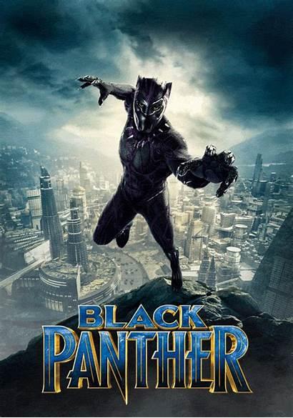 Panther Poster Pantera Negra Marvel Hindi Posters