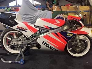 Restored  Honda Rs125