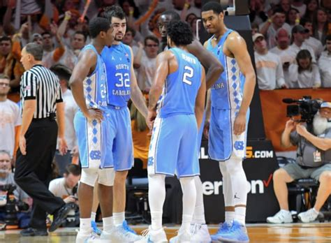 unc roy williams    fits  lineups