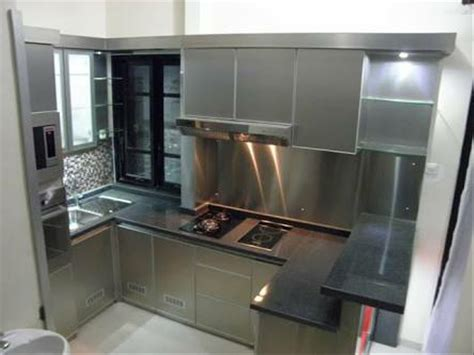 jual kitchen set stainless steel  lapak noverdy subhan