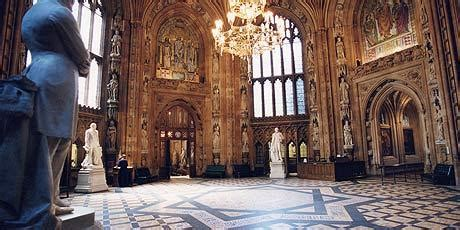 central lobby uk parliament