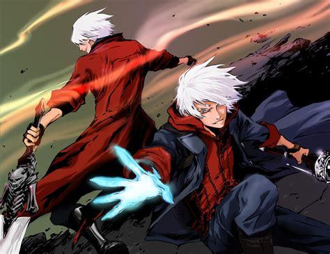 Attack On Titan Pc Wallpaper Nero Devil May Cry Wallpaper Zerochan Anime Image Board