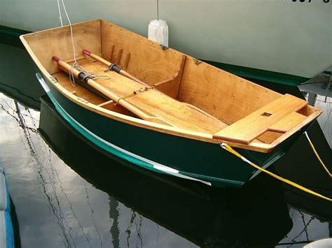 Punt Boat Plans by Phil Bolger Punt 8 Ft X 4 Ft Sailing Tenders A
