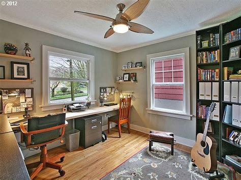 Small Bedroom Office  Home Pinterest