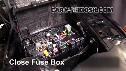 blown fuse check   ram   ram  big horn   flexfuel crew cab pickup