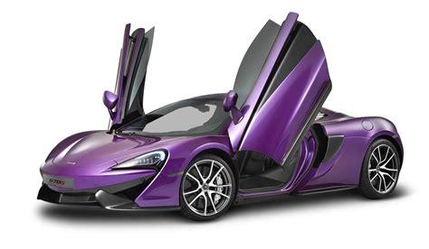 Violet McLaren 570s Car PNG Image | Mclaren 570s, Mclaren, Car
