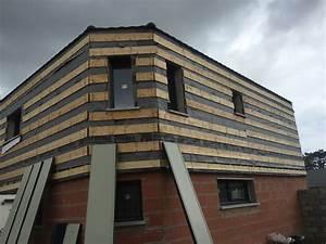 bardage facade exterieur toitures 33 bordeaux gironde With pose de bardage exterieur