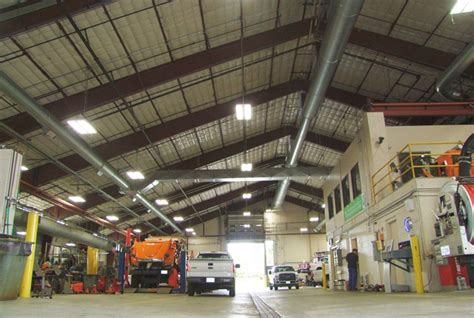 Upgrading Maintenance Facility For Cng Article