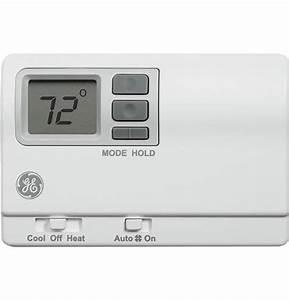 General Electric Rak164p2 Programmable Thermostat Ptacs Vtacs