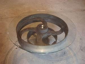 Roue Industrielle Pour Table Basse : les projets de design r cup indus deco style usine ~ Nature-et-papiers.com Idées de Décoration