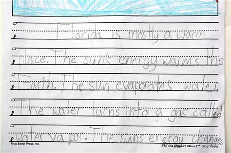 handwriting lesson plans for grade lesson plans