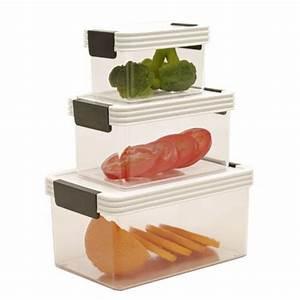 Boite De Rangement Alimentaire : boites de conservation herm tiques et boites de rangements ~ Dailycaller-alerts.com Idées de Décoration