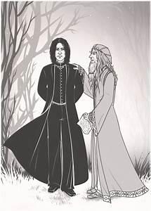 HP: Severus Snape|Albus Dumbledore by maryallen138 on ...