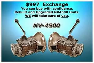 Nv4500 Transmission