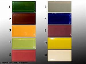 Carrelage Salle De Bain Couleur : carrelage metro 7 5x15 paisseur 9mm nouvelles couleurs 7 5x15 carrelage salle de bain metro ~ Melissatoandfro.com Idées de Décoration