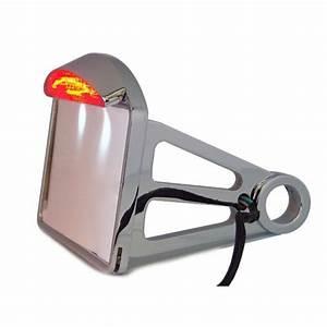 Plaque Moto Pas Cher : support plaque moto chopper ~ Maxctalentgroup.com Avis de Voitures