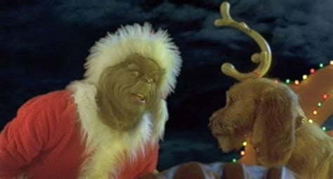 grinch stole christmas maxs antler