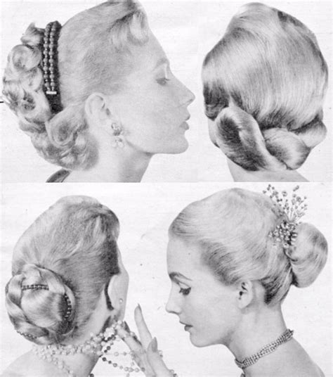 Women's 1950s Hairstyles: An Overview   Hair and Makeup