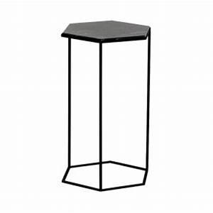 Table Marbre Noir : table basse ronde comb round bolia ~ Teatrodelosmanantiales.com Idées de Décoration
