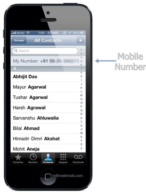 iphone numbers how to find an iphone s phone number