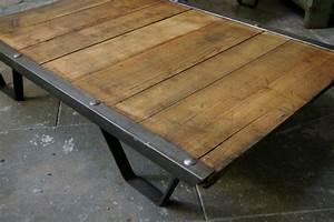 Table Basse Grande Taille : table basse grande taille id es de d coration int rieure french decor ~ Teatrodelosmanantiales.com Idées de Décoration