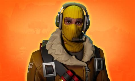 raptor fortnite skin air force test pilot outfit