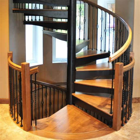Salter Spiral Stair Products - Indoor & Outdoor Spiral
