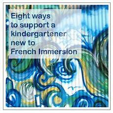 French Immersion On Pinterest  Fle, Core French And In French