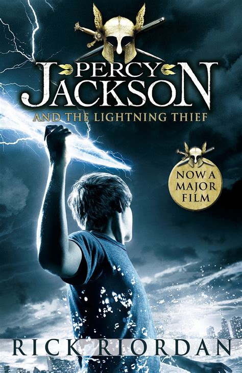 Review Percy Jackson And The Lightning Thief Books From