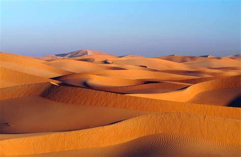 I deserti: come si originano?   MeteoInMolise