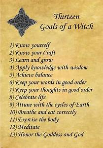 Wiccan Sayings ... Pagan Wiccan Quotes