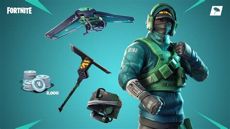 fortnite geforce bundle includes  bucks  counterattack