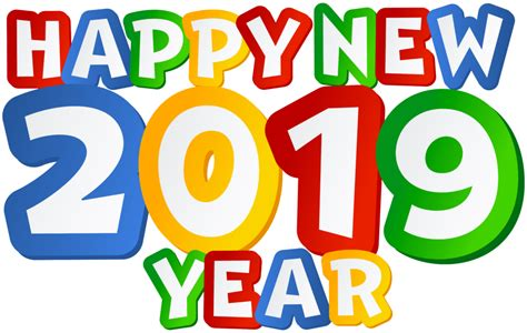 Happy New Year Stickers For Whatsapp, Facebook & Hike 2019