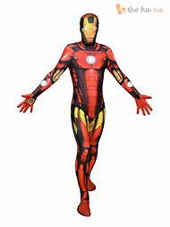 Marvel Iron Man Morphsuit Costume